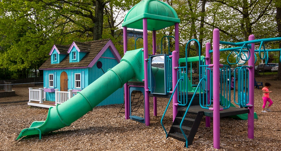 Mother Hubbard Play Area